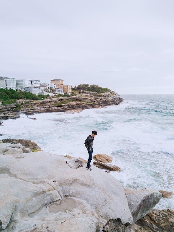 берег, берег моря, Денне світло