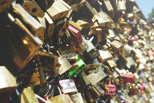 Fotobanka sbezplatnými fotkami na tému Paríž, sľub, symbol lásky, večná láska