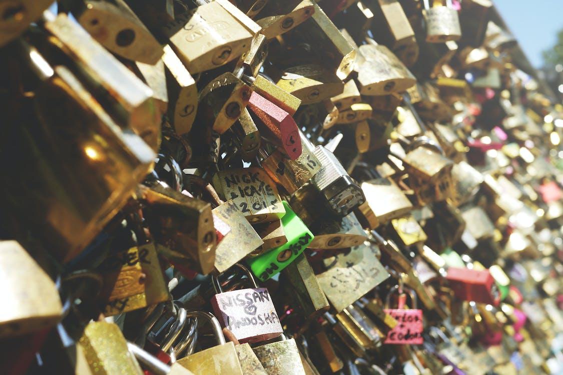 eternal love, locks, love locks