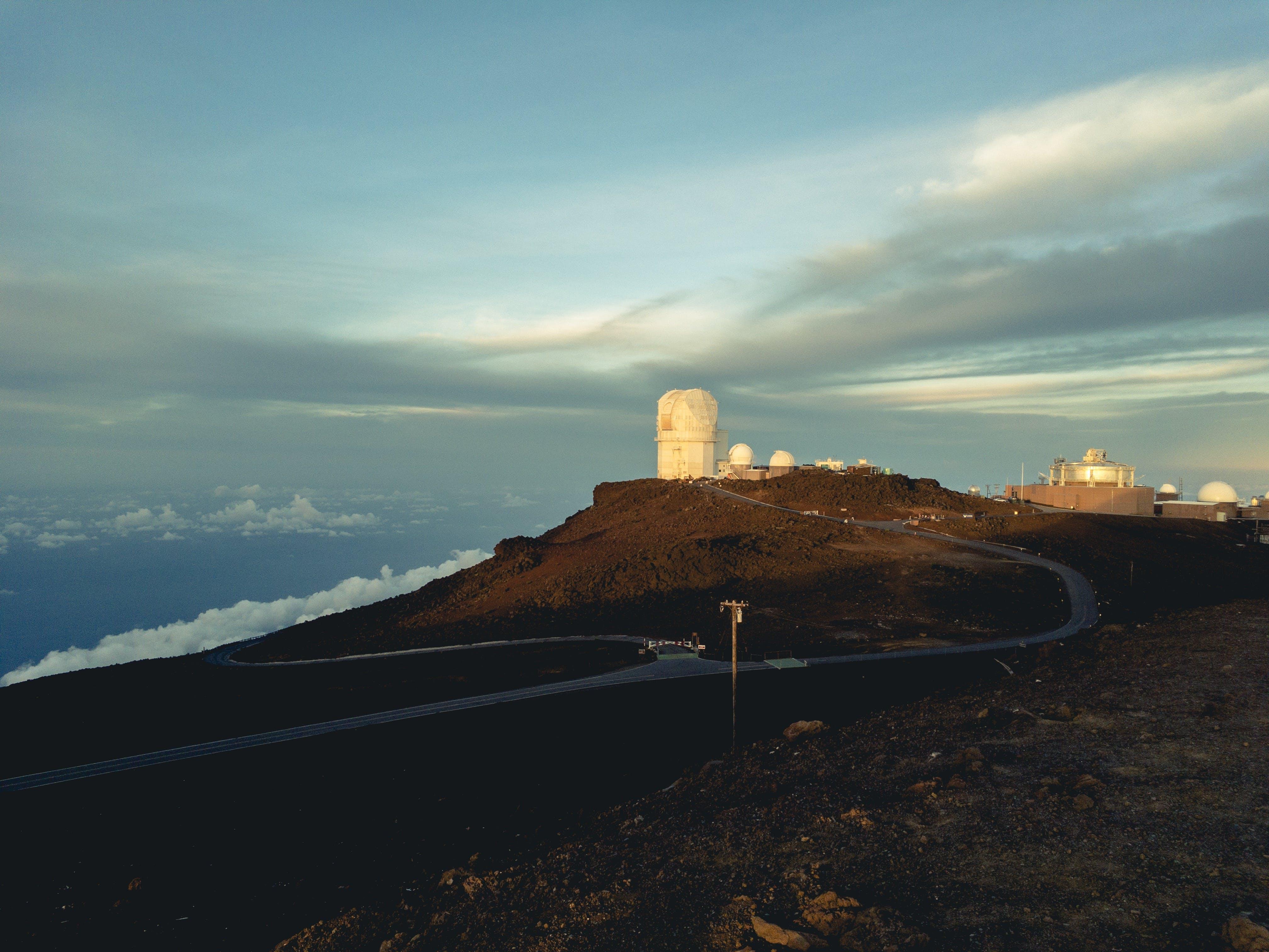 日出, 高海拔 的 免费素材照片