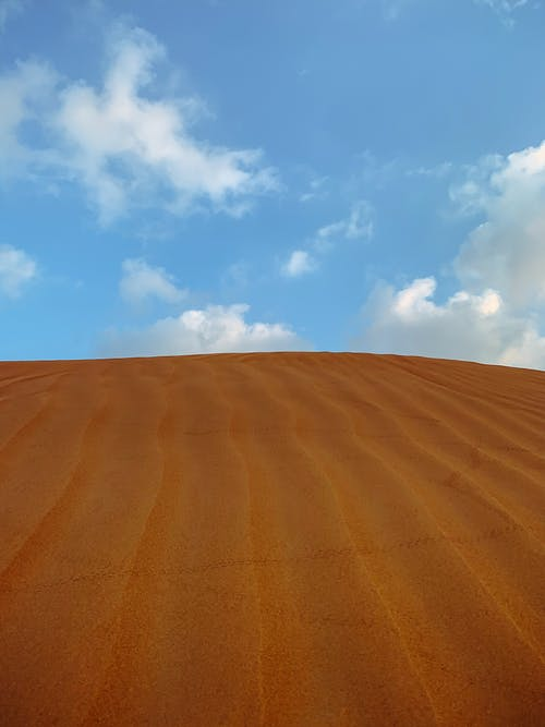 Free stock photo of blue sky, desert, landsape
