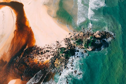 Foto d'estoc gratuïta de acomiadar-se, aigua, colors, h2o