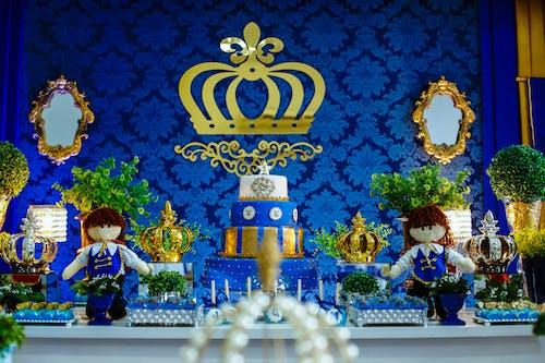Бесплатное стоковое фото с десертный столик, еда, кондитерское изделие, празднование