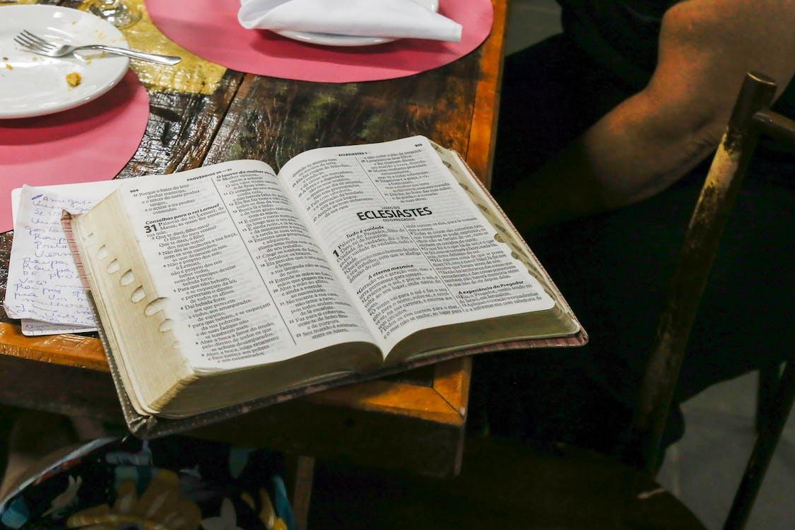 bible, christianisme, écriture