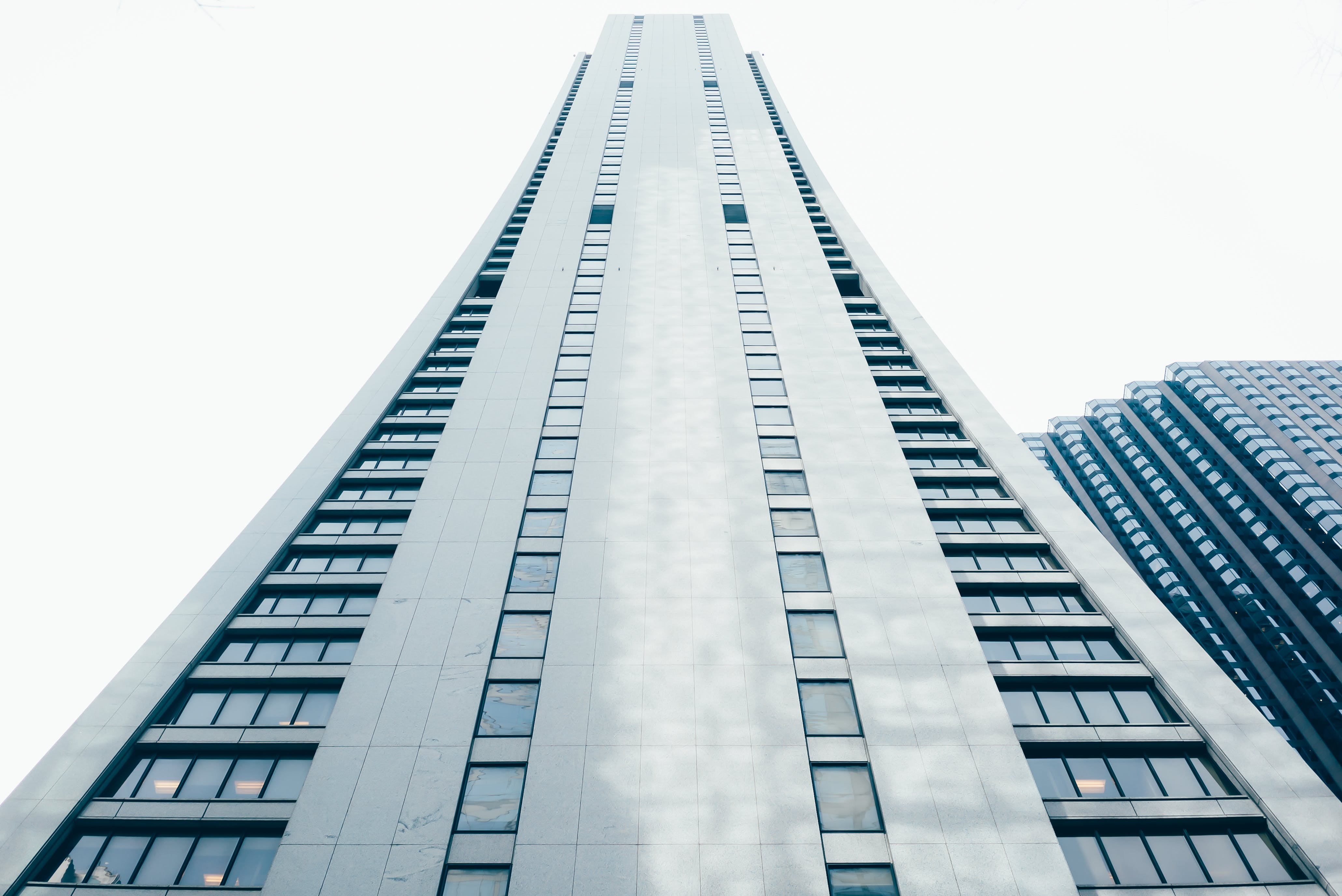 ガラス窓, ローアングル写真, 外観, 建物の外観の無料の写真素材