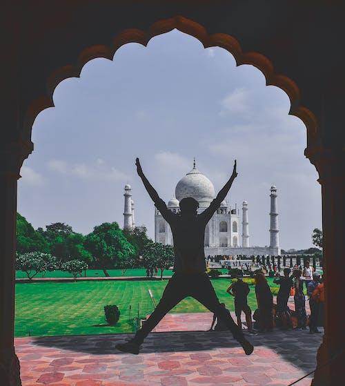 Free stock photo of adventure, architectural, architectural design, delhi