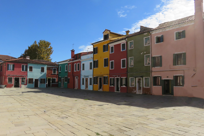 Huizen In Italie : Gratis stockfoto van burano huizen italië
