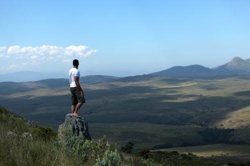 Fotobanka sbezplatnými fotkami na tému divá príroda, dobrodružstvo, fynbos, horský výhľad