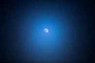 sky, night, romantic
