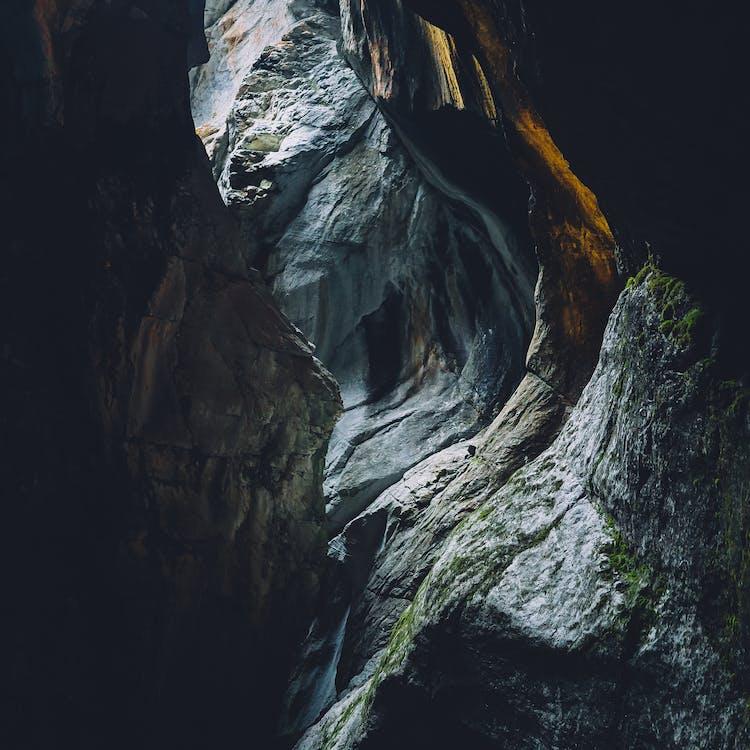γεωλογία, περιβάλλον, σπήλαιο