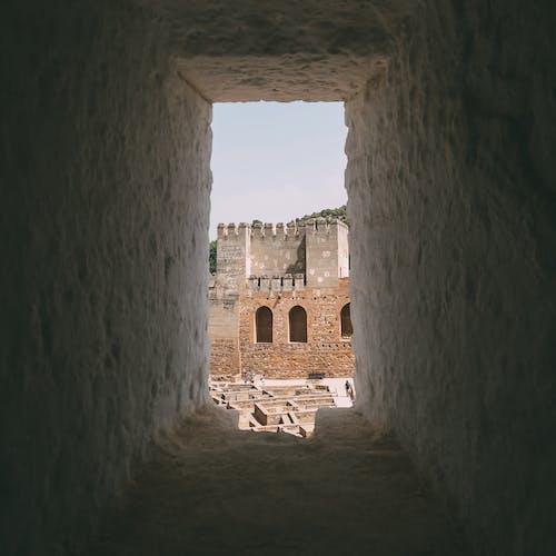 Darmowe zdjęcie z galerii z architektura, budynek, kamienie, krajobraz