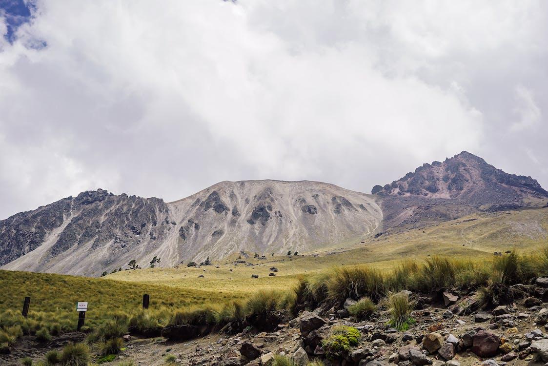 cestovný ruch, denné svetlo, hora