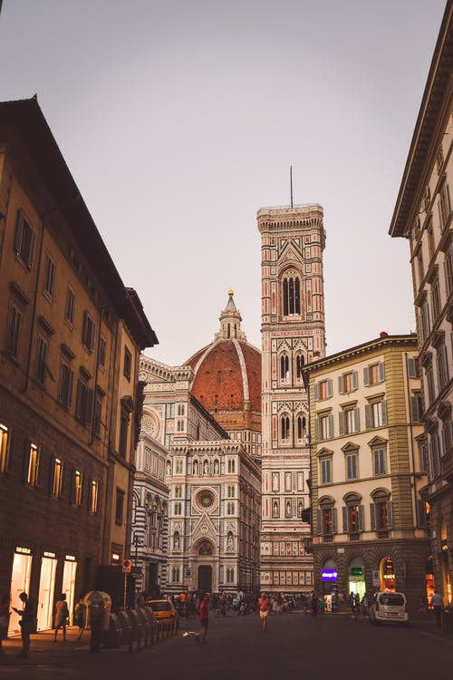 Foto stok gratis firenze, florance, itali, Katedral