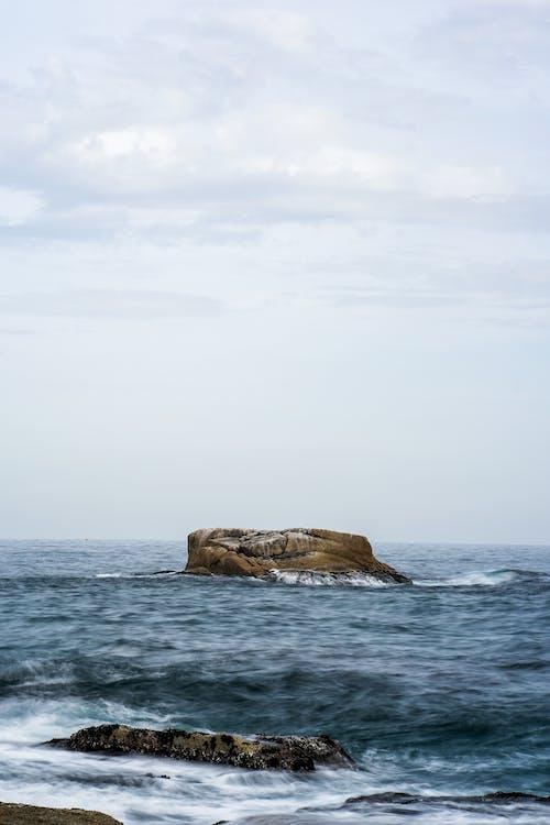 blikveld, daglicht, golven