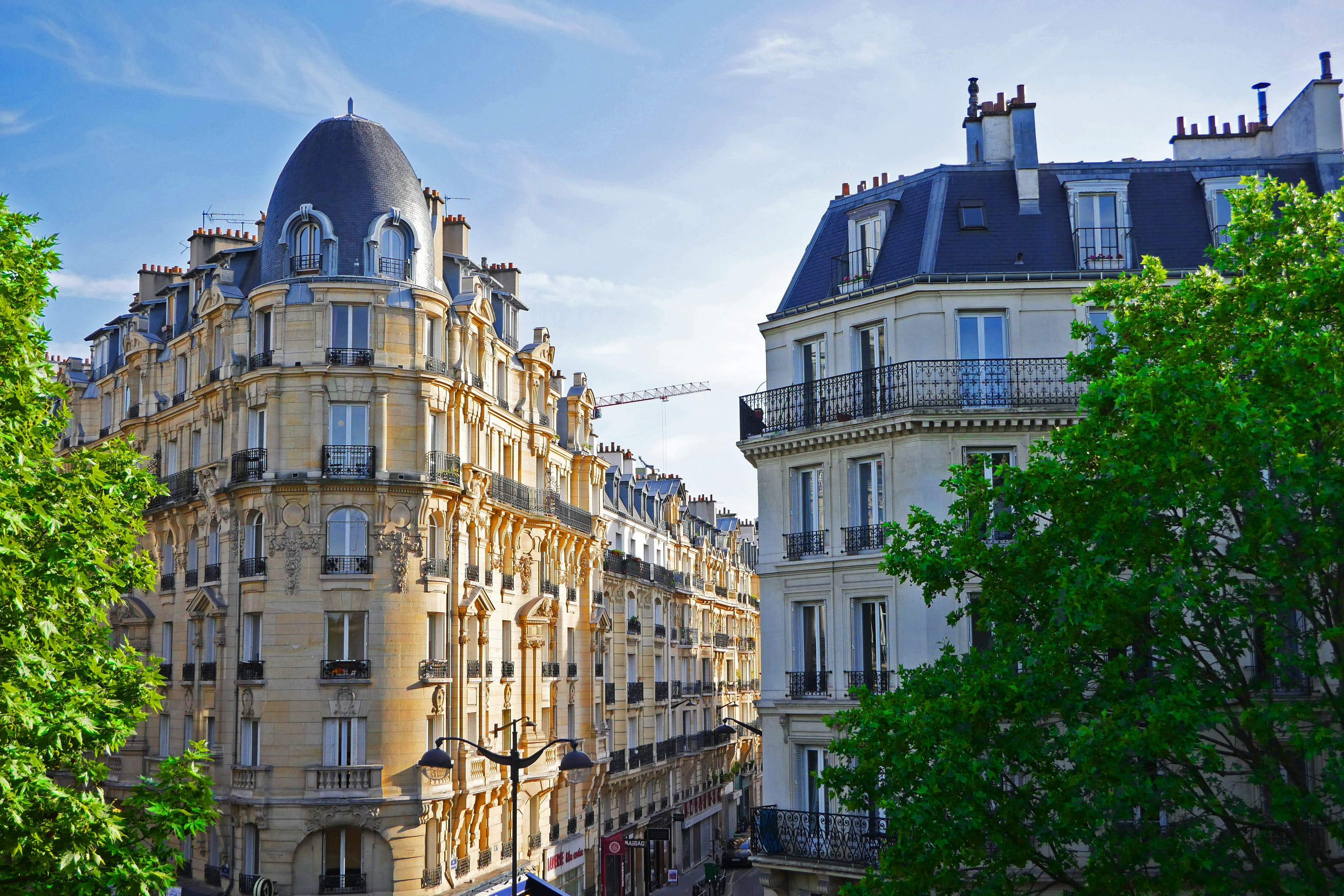 Free stock photo of architecture, france, houses, modern architecture