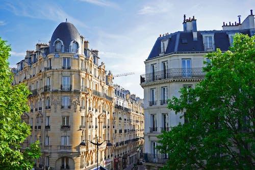 Immagine gratuita di architettura, architettura moderna, case, francia