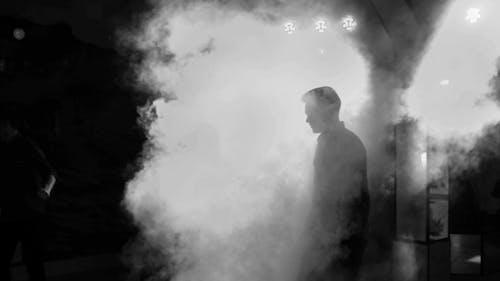 Photos gratuites de noir et blanc, ombre, seul