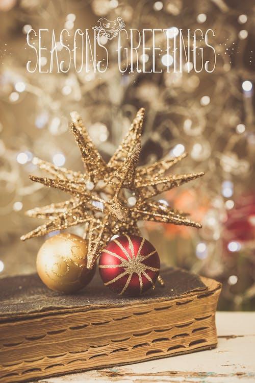 Ingyenes stockfotó betlehemi csillag, Karácsony, karácsonyi bálok, karácsonyi kártya témában