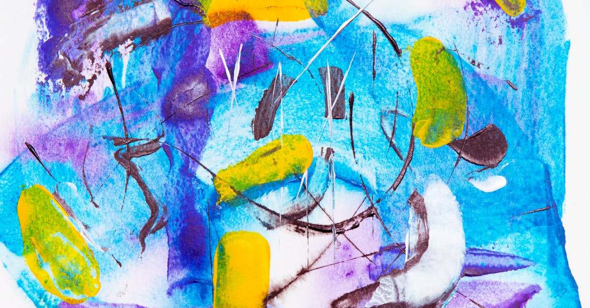 Free stock photo of abstract, abstract painting, acrylic paint