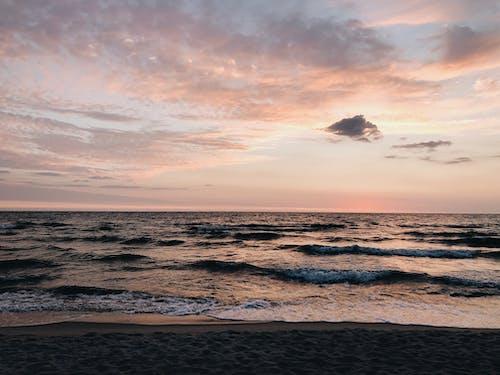 地平線, 天性, 天空, 岸邊 的 免費圖庫相片