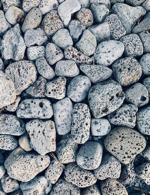 Gratis stockfoto met grijs, rotsen, stenen