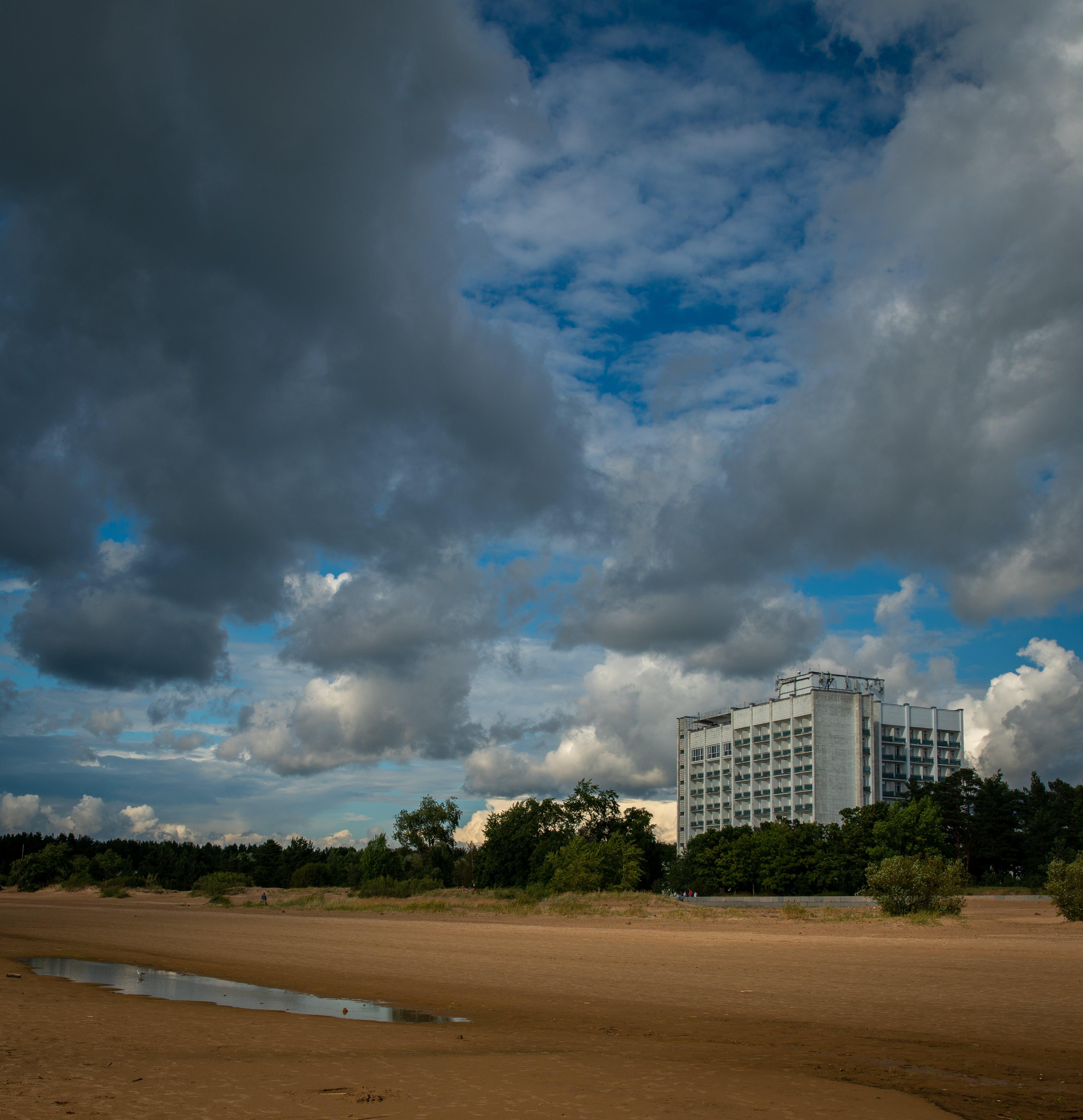 Free stock photo of beach, landscape, sky