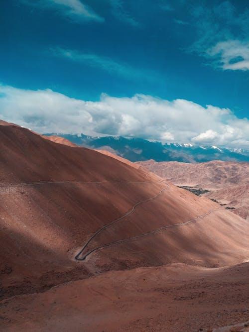 乾的, 天性, 山, 日光 的 免费素材照片