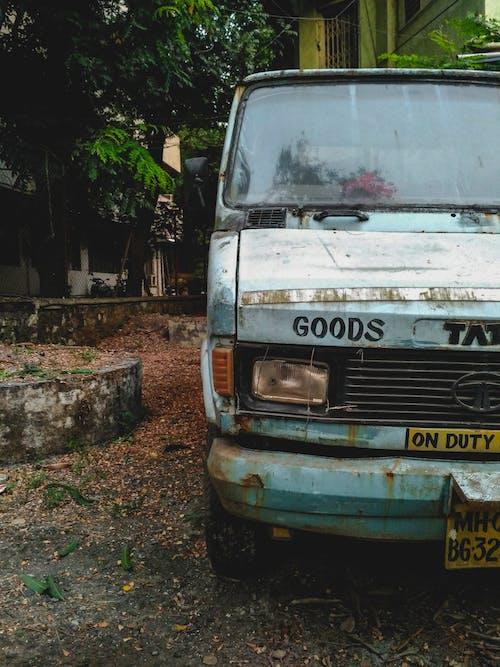 Imagine de stoc gratuită din camion, localitate, ruginit, vehicul