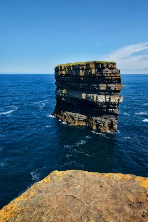 Immagine gratuita di acqua, litorale, luce del giorno, mare