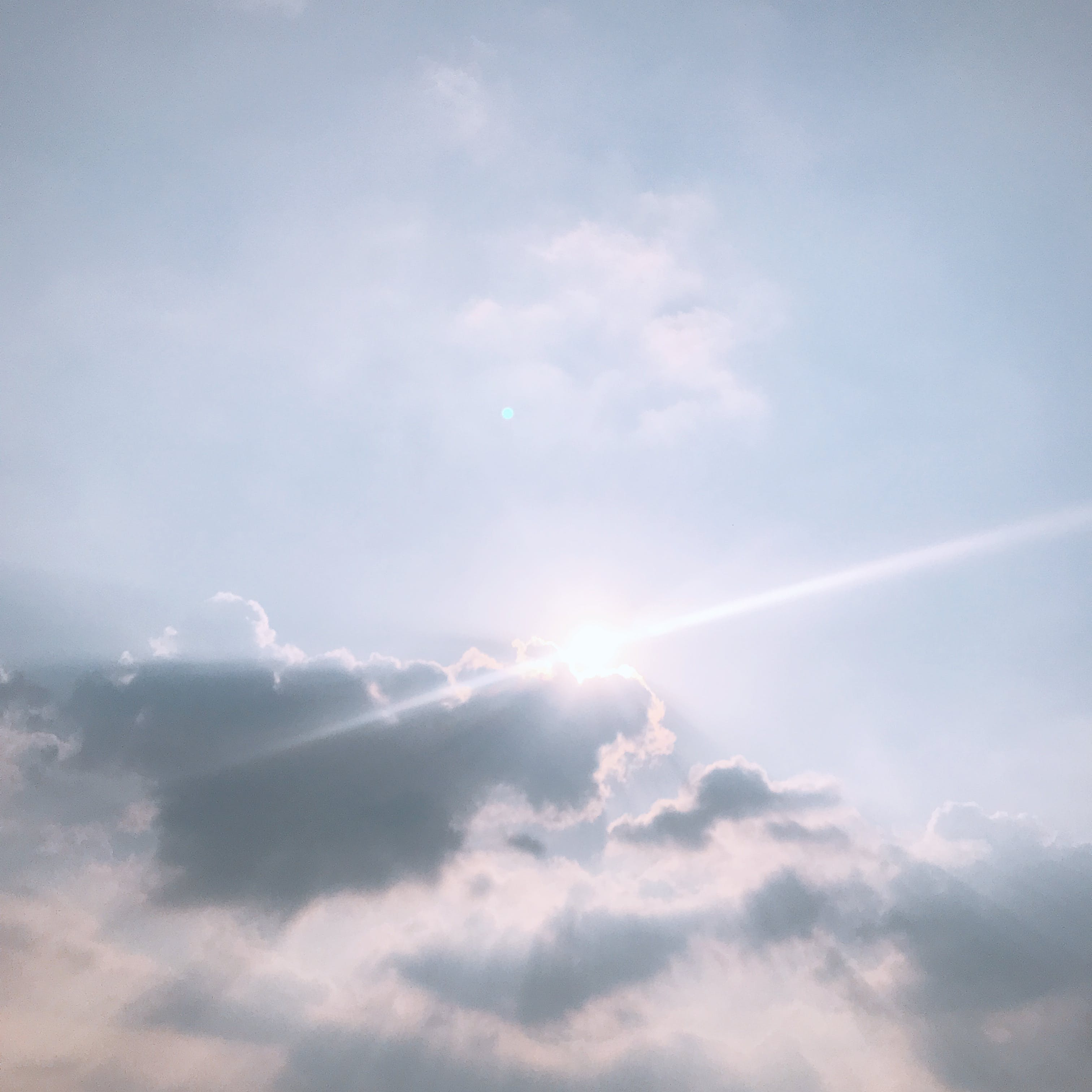 Immagine gratuita di atmosfera, cielo, luce del giorno, nuvole