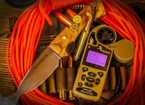 Free stock photo of #Knive#Ammo#Munition#Army#Kestrel'Hunting, #outdoorchallenge