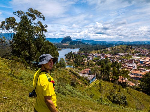 Foto d'estoc gratuïta de colombia, colòmbia drone, dji, dji mavic pro