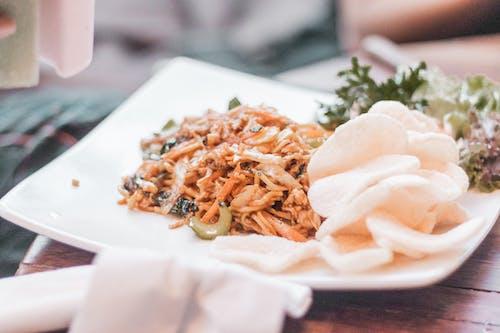 Kostnadsfri bild av aptitretande, asiatisk mat, chip, dining