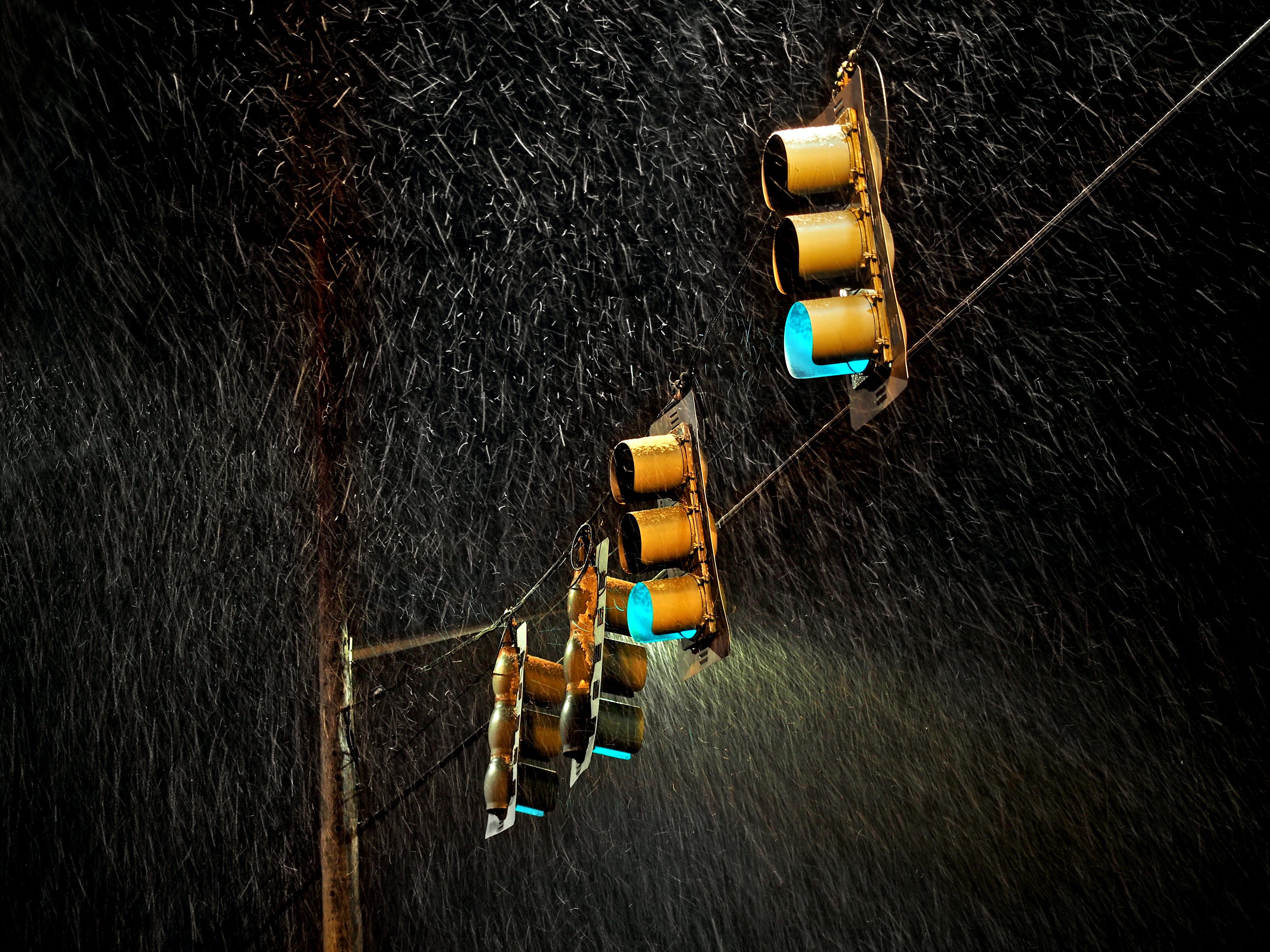 ストリート写真, ダーク, 夜, 夜の写真の無料の写真素材