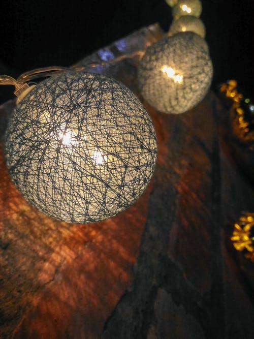Free stock photo of christmas, christmas decor, jesus, light glare