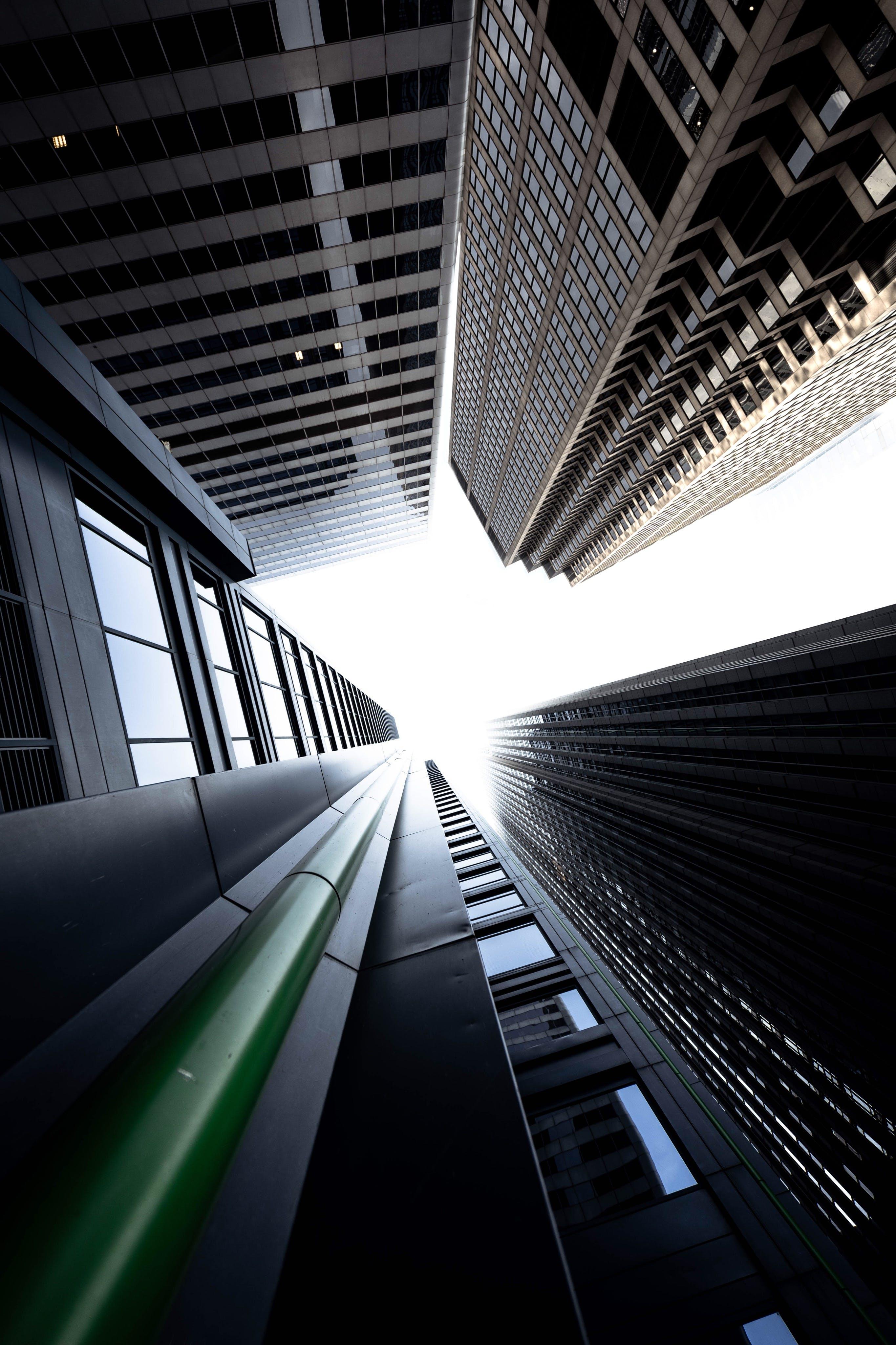 건물, 건축, 고층 건물, 도시의 무료 스톡 사진