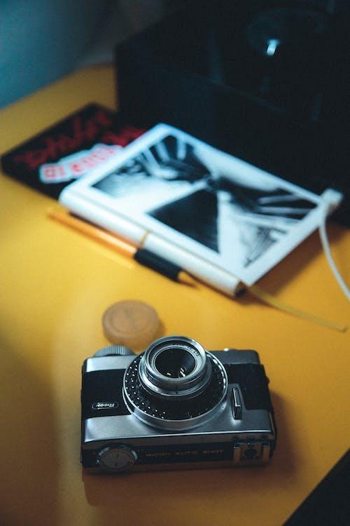 カメラ, ズーム, デバイス