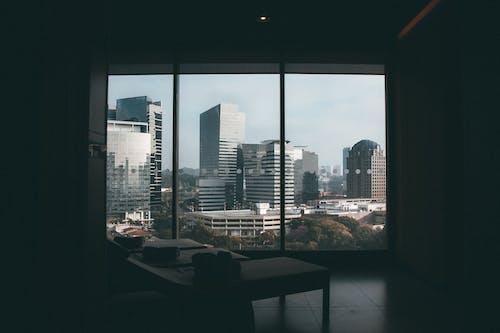 Gratis stockfoto met architectuur, gebouwen, horizon, huizen