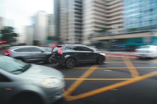 Gratis stockfoto met auto, panmodus waarin, wagen