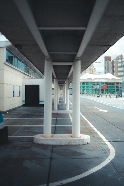 Imagine de stoc gratuită din arhitectură, clădiri, drum