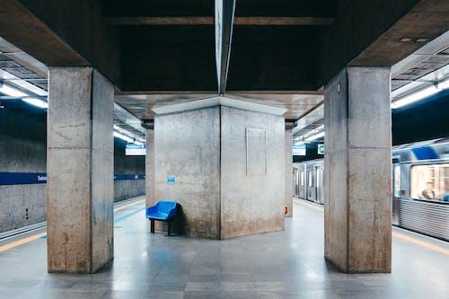 Photos gratuites de architecture, bâtiment, colonnes, gare