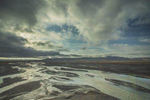 Darmowe zdjęcie z galerii z chmury, niebo, szary