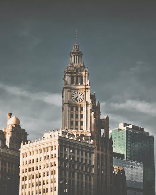 Základová fotografie zdarma na téma architektura, budova, budovy, chicago