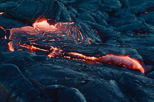 Kostenloses Stock Foto zu flamme, fließend, hawaii, heiß