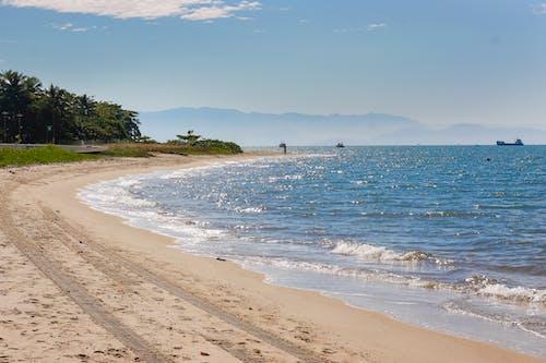在海邊, 海洋, 海灘 的 免費圖庫相片
