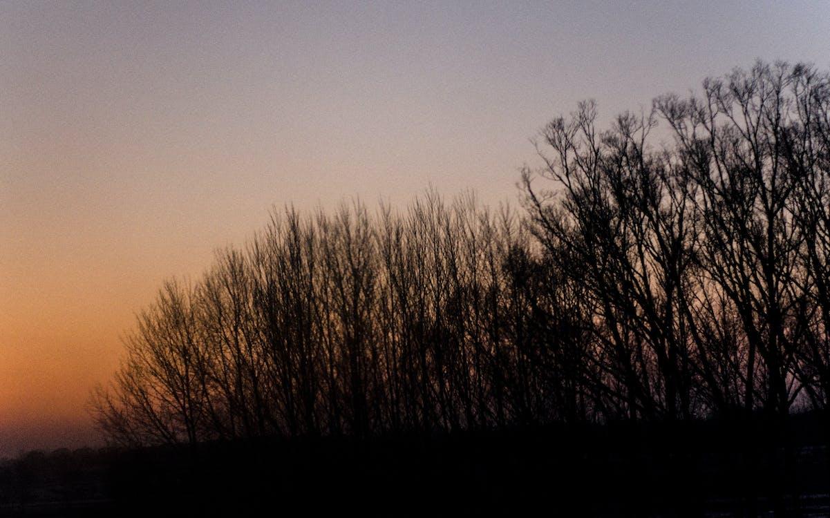 δύση του ηλίου, ηλιοβασίλεμα, ουρανός