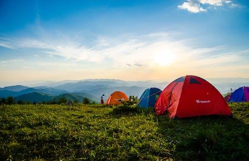 Kostenloses Stock Foto zu abenteuer, campen, camping, draußen