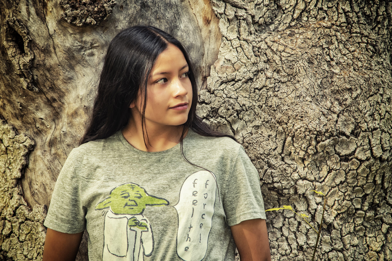나무, 멋진, 사진, 소녀의 무료 스톡 사진