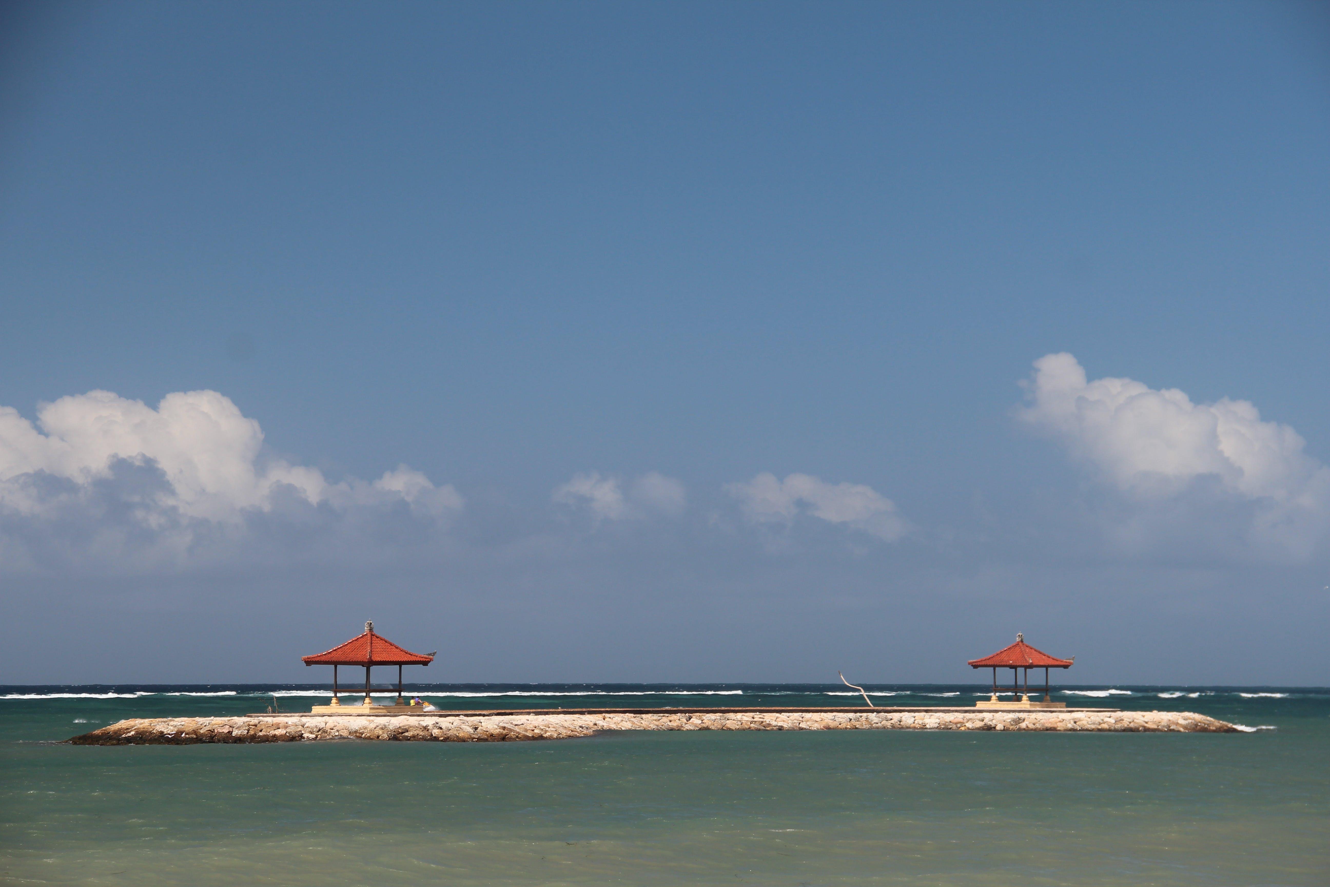 Free stock photo of bali, beach, indonesia, sanur bay