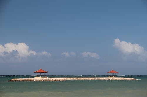 Foto stok gratis Bali, Indonesia, pantai, sanur bay